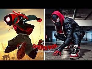 Spider Man Into The Spider Verse Characters In Real Life | Star Detector
