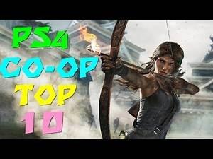 Best Top 10 Offline Co-op Games For PlayStation 4 | Best PS4 split screen games 2018