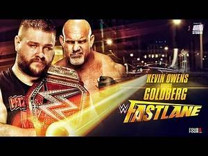 WWE Fastlane 2017 FULL MATCH CARD Preview & Predictions :: Quick Thoughts on WWE RAW 2/27/17