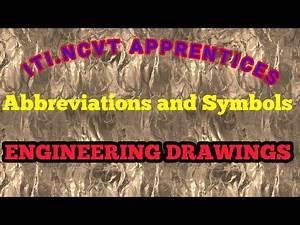 Abbreviations & Symbols of Engineering