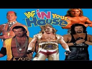 WWF 1994: In Your House!!!!!!