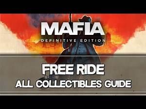 Mafia Remake | Free Ride Collectibles Guide (Pulps/Comics/Cigarette Cards)