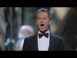 Neil Patrick Harris's Opening Monologue - The Oscars 2015