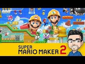 Super Mario Maker 2 - Let's Play Your Courses
