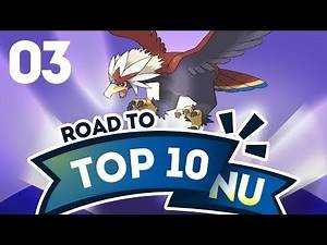 Pokemon Showdown Road to Top Ten: Pokemon Sun & Moon NU w/ PokeaimMD #3