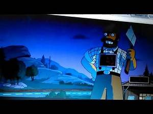 The Simpsons Movie Scene