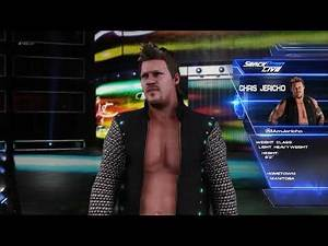 WWE 2k18(PC) Chris Jericho Jacket with custom enterance