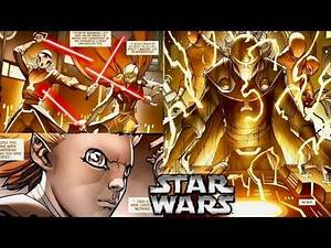 Ancient Sith Lord Momin's Story Revealed - The ANCIENT SITH of Canon are Here!