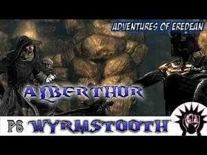 Skyrim Mods: Wyrsmtooth [Part 6] Alberthor the Draugr Mage