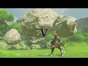 Comments & Theories - The Legend of Zelda Breath of the Wild - Nintendo Teaser - Weapons