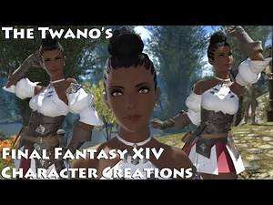 Final Fantasy XIV - Character Creation (Cute Female Hyur) #4