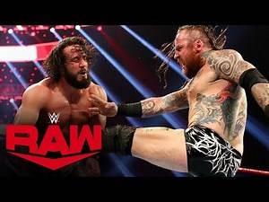 Aleister Black vs. Tony Nese: Raw, Dec. 2, 2019