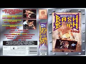 WCW/nWo Bash At The Beach 98' - WWE 2K19 Full Card Playthrough