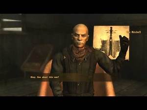 E1 : Modded Fallout New Vegas - Character Creation