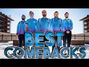 BEST Comebacks of Leipzig Major 2020 Dota 2