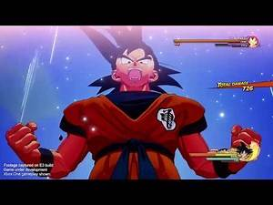 Dragon Ball Z Kakarot • Game Introduction • PS4 Xbox One PC