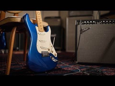 Fender American Ultra Stratocaster | Isaiah Sharkey First Impressions