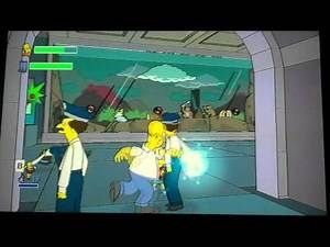 The Simpsons Game Chapter 2: Bartman Begins