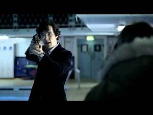 Sherlock 1x03 No one ever gets to Jim