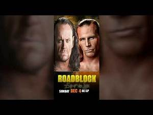 WWE RoadBlock End Of The Line RAW PPV Fantasy Match card