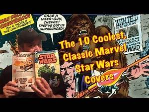 The Top 10 Coolest Marvel Star Wars Covers