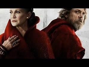 SPOILER: Luke and Leia Reveal – Star Wars The Last Jedi