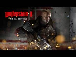 Nearly Impossible? Wolfenstein II The New Colossus trophy list analysis