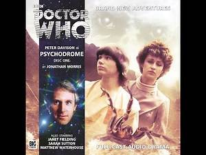 Doctor Who: Psychodrome (The Ultimate Doctor Who Marathon #208)