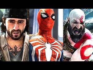 E3 2017 : Best PS4 Games Trailers (Sony Conference Highlights Compilation)