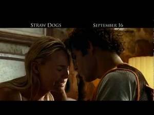 STRAW DOGS - On 9/16, No One is Safe