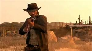 """Red Dead Redemption Music Video """"Far Away"""""""