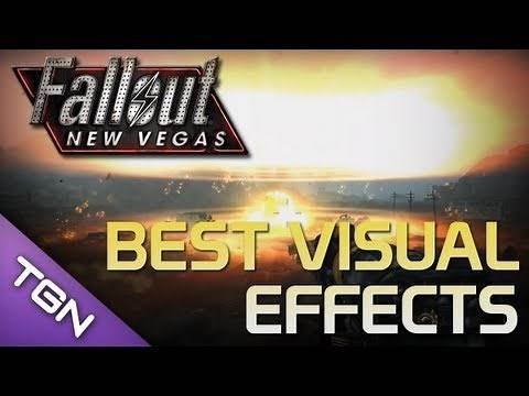 ★ Mod Library : Fallout New Vegas - Best Visual Effects