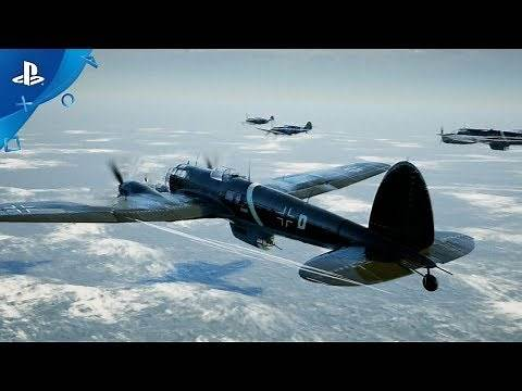 Dogfighter -WW2- Battle Royale Mode Trailer | PS4