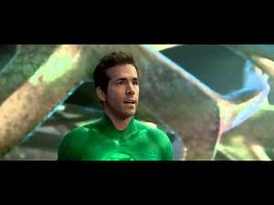 Green Lantern - 'Welcome' - 2011 official movie trailer clip