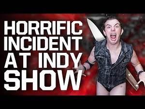 Disturbing Incident At Independent Wrestling Show | Update On Injured WWE Raw Superstar