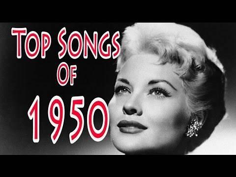 Top Songs of 1950