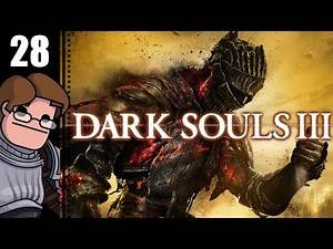 Let's Play Dark Souls 3 Part 28 - Rosaria's Fingers, Paladin's Ashes, Patches the Hyena