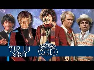 Top 10 BEST Doctor Who Stories (Classic Series)