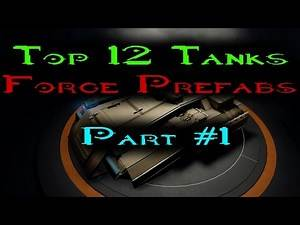 Halo 5: Guardians | Top 12 Tanks Pt 1 | Prefab Showcase