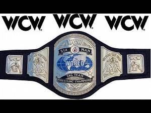 WCW World Six-Man Tag-Team Championship