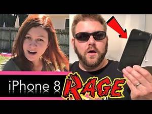 CRAZY WIFE HID HIS iPHONE 8 PLUS! YOU WONT BELIEVE WHERE HE FOUND IT!