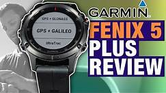 Garmin Fenix 5 Plus Review (3 BEST/WORST FEATURES)