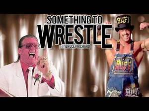 Bruce Prichard shoots on Buff Bagwell's attitude backstage