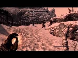 Skyrim Civil War Quest Imperial: Rescue From Fort Kastav