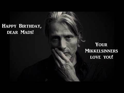 Happy Birthday Mads Mikkelsen - Simply the Best