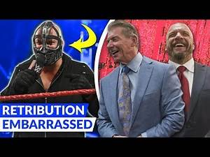 Retribution Gets EMBARRASSED Backstage! (Retribution's LEADER To Be A Huge WWE Name?)