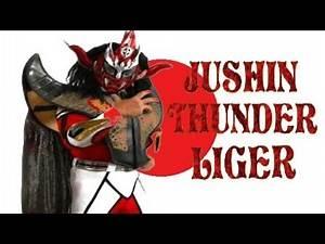 NJPW Jushin Thunder Liger Custom Titantron 2018