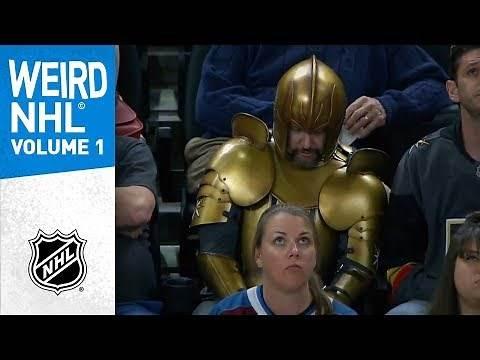 Weird NHL Vol. 1