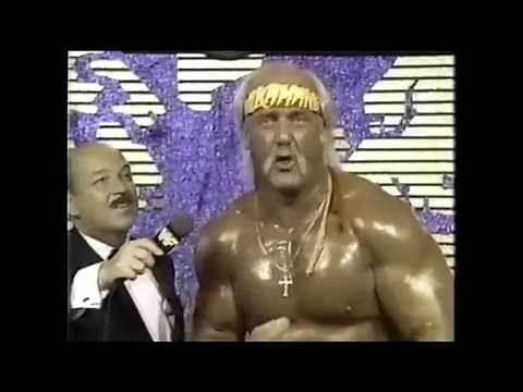 Hulk Hogan on Donald Trump