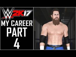 "WWE 2K17 - My Career - Let's Play - Part 4 - ""Main Roster Debut (Raw And Smackdown)"" 